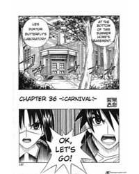 Busou Renkin 36 : Carnival Volume Vol. 36 by Watsuki, Nobuhiro