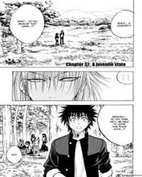 Cage of Eden 37 : a Juvenile State Volume No. 37 by Yamada Yoshinobu