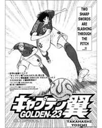 Captain Tsubasa - Golden-23 26 : Disappe... Volume Vol. 26 by Takahashi, Yoichi