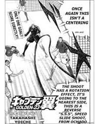 Captain Tsubasa - Golden-23 44 : Just fo... Volume Vol. 44 by Takahashi, Yoichi