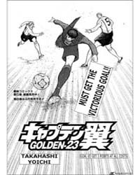 Captain Tsubasa - Golden-23 65 : Get 3 P... Volume Vol. 65 by Takahashi, Yoichi