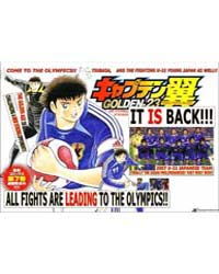 Captain Tsubasa - Golden-23 79 : Outbrea... Volume Vol. 79 by Takahashi, Yoichi