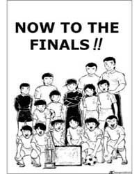 Captain Tsubasa 35: Now to the Finals Volume Vol. 35 by Takahashi, Yoichi