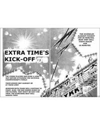 Captain Tsubasa 44: Extra Time's Kickoff Volume Vol. 44 by Takahashi, Yoichi