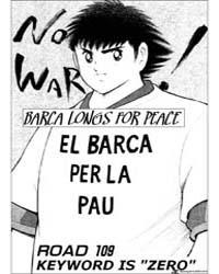 Captain Tsubasa - Road to 2002 109: Keyw... Volume Vol. 109 by Takahashi, Yoichi