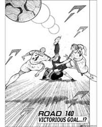 Captain Tsubasa - Road to 2002 140: Vict... Volume Vol. 140 by Takahashi, Yoichi