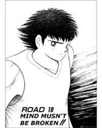 Captain Tsubasa - Road to 2002 18: Mind ... Volume Vol. 18 by Takahashi, Yoichi