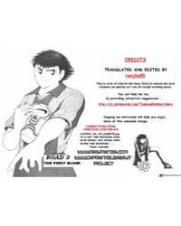 Captain Tsubasa - Road to 2002 3: the Fi... Volume Vol. 3 by Takahashi, Yoichi