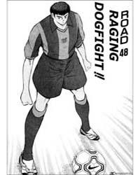 Captain Tsubasa - Road to 2002 48: Ragin... Volume Vol. 48 by Takahashi, Yoichi