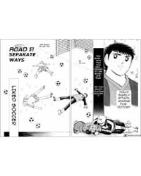 Captain Tsubasa - Road to 2002 51: Separ... Volume Vol. 51 by Takahashi, Yoichi