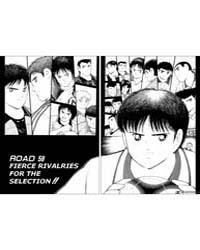 Captain Tsubasa - Road to 2002 58: Fierc... Volume Vol. 58 by Takahashi, Yoichi