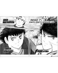 Captain Tsubasa - Road to 2002 7: Each O... Volume Vol. 7 by Takahashi, Yoichi