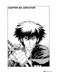 Chaosic Rune 63 : Conviction Volume Vol. 63 by Kenji, Yamamoto