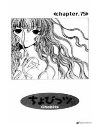 Chobits 75 Volume Vol. 75 by Clamp, Ohkawa Ageha