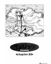 Chobits 83 Volume Vol. 83 by Clamp, Ohkawa Ageha