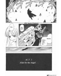 Chrno Crusade 5 : Altar for the Angel Volume Vol. 5 by Moriyama, Daisuke