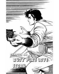 City Hunter 43: Ryo in Danger Volume Vol. 43 by Tsukasa, Hojo