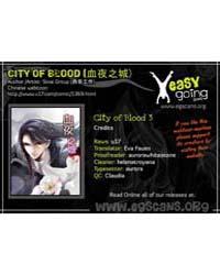 City of Blood 3 Volume No. 3 by Gongzuozu, Xinai