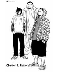 Clover (Tetsuhiro Hirakawa) 5: Rumor Volume Vol. 5 by Hirakawa, Tetsuhiro
