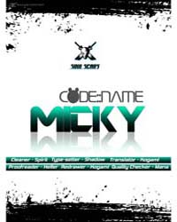 Code Name Mickey 1: Kidnap Volume No. 1 by 203Dkfhddl