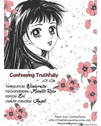Confessing Truthfully 6: 6 Volume Vol. 6 by Ryu, Riang