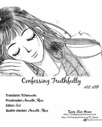 Confessing Truthfully 9: 9 Volume Vol. 9 by Ryu, Riang