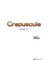 Crepuscule 19 Volume Vol. 19 by Tiero