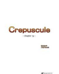 Crepuscule 19 Volume Vol. 19 by Tiero