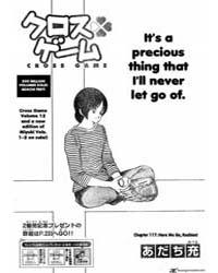 Cross Game 127 : Here We Go, Koshien! Volume Vol. 127 by Adachi, Mitsuru