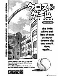 Cross Game 162 : I Agree Volume Vol. 162 by Adachi, Mitsuru