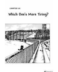 Cross Game 39 : Which One's More Tiring Volume Vol. 39 by Adachi, Mitsuru
