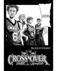 Cross Over 18: Just Enemies Volume Vol. 18 by Seo, Kouji