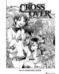 Cross Over 27: Starting Over Volume Vol. 27 by Seo, Kouji