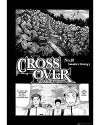 Cross Over 29: Sanada's Strategy Volume Vol. 29 by Seo, Kouji