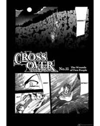 Cross Over 35: the Wounds of Two People Volume Vol. 35 by Seo, Kouji