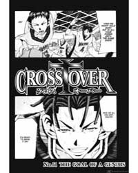 Cross Over 54: the Goal of a Genius Volume Vol. 54 by Seo, Kouji