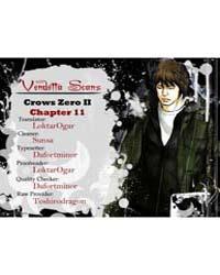 Crows Zero II - Suzuran X Houen 11: Hype... Volume No. 11 by Hiroshi, Takahashi