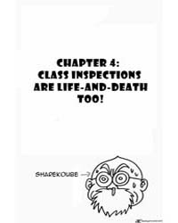Cyborg Grandpa-g 4 : Class Inspections A... Volume Vol. 4 by Obata, Takeshi