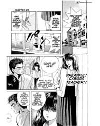 Cyborg Jiichan G 23: Dreadful! Cyborg Te... Volume No. 23 by Shigeru, Hijikata