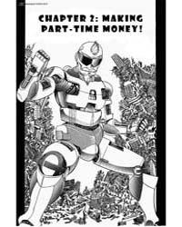 Cyborg Jiichan G 2: Making Part-time Mon... Volume No. 2 by Shigeru, Hijikata