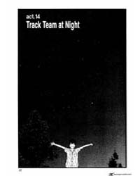 D-ash 14: Track Team at Night Volume Vol. 14 by Kitazawa, Miya