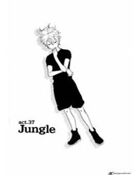 D-ash 37: Jungle Volume Vol. 37 by Kitazawa, Miya