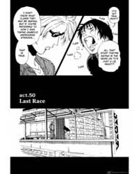 D-ash 50: Last Race Volume Vol. 50 by Kitazawa, Miya
