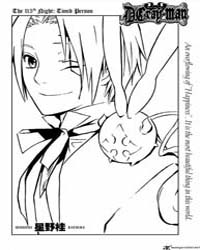 D.Gray-man 115 : Timid Person Volume No. 115 by Hoshino, Katsura