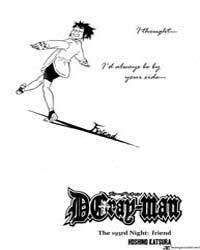D.Gray-man 193 : Friend Volume No. 193 by Hoshino, Katsura
