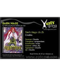 Dark Mage 4: 2B Volume Vol. 4 by Kang, Jae-sin