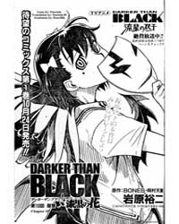 Darker Than Black (Darker Than Black: Ku... Volume No. 10 by Bones, Okamura Tensai