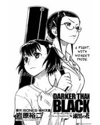 Darker Than Black Shikkoku No Hana 26: D... Volume Vol. 26 by Bones, Okamura Tensai