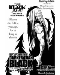 Darker Than Black Shikkoku No Hana 8: Aw... Volume Vol. 8 by Bones, Okamura Tensai
