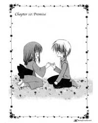 Dear 10: Promise Volume No. 10 by Cocoa, Fujiwara